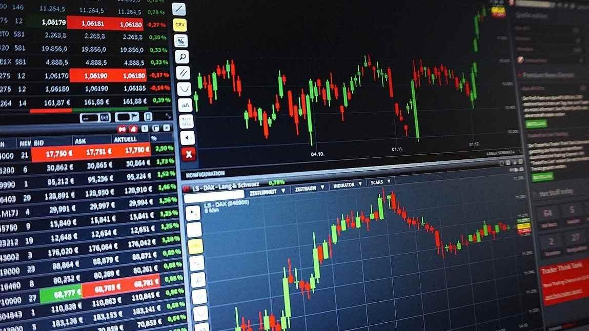Trading e studio dei valori