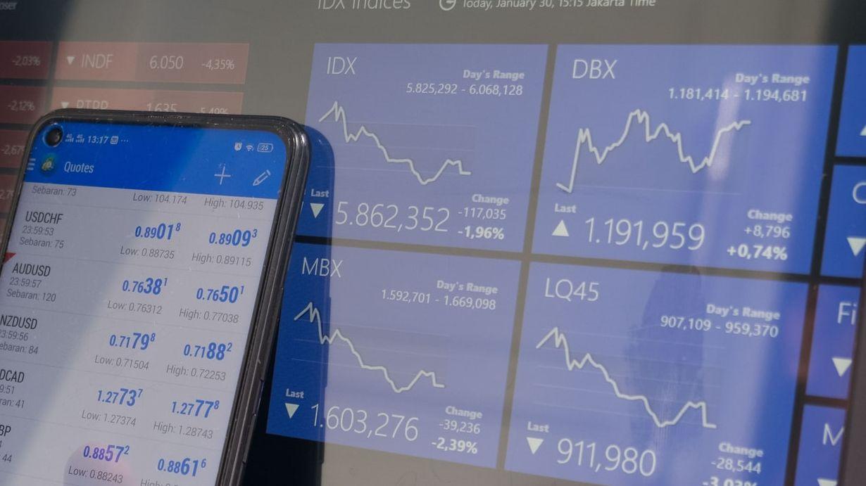 Trading su PC e smartphone