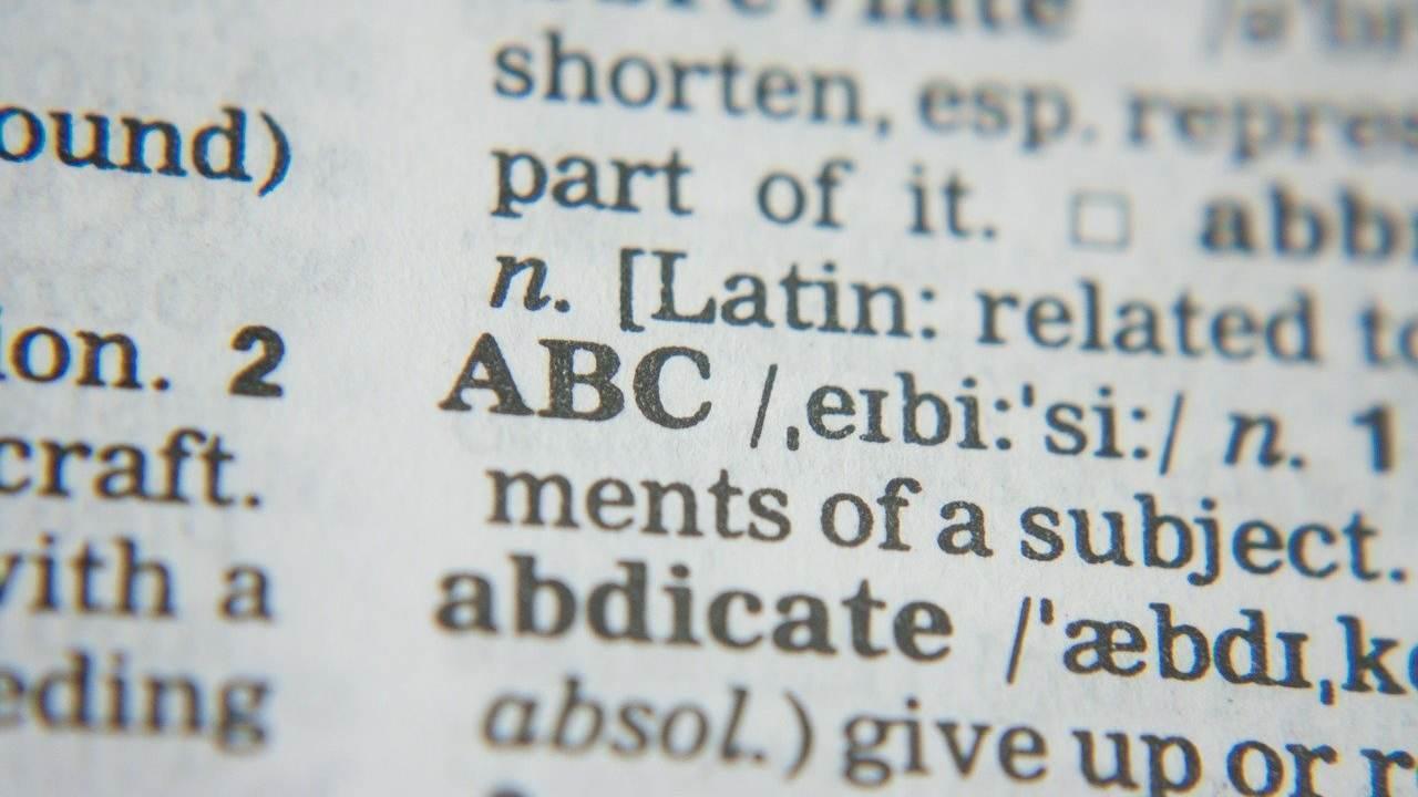 Un vocabolario per il trading online