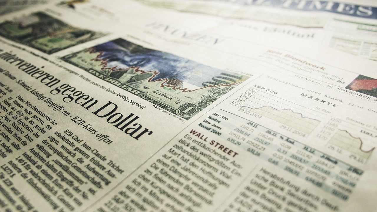 Pagina quotidiano economico