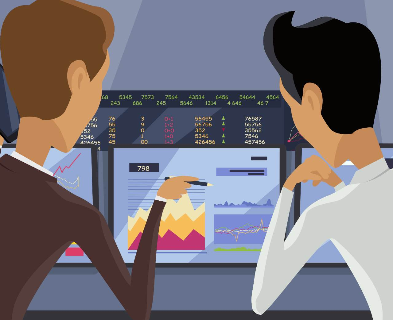 trading strumenti