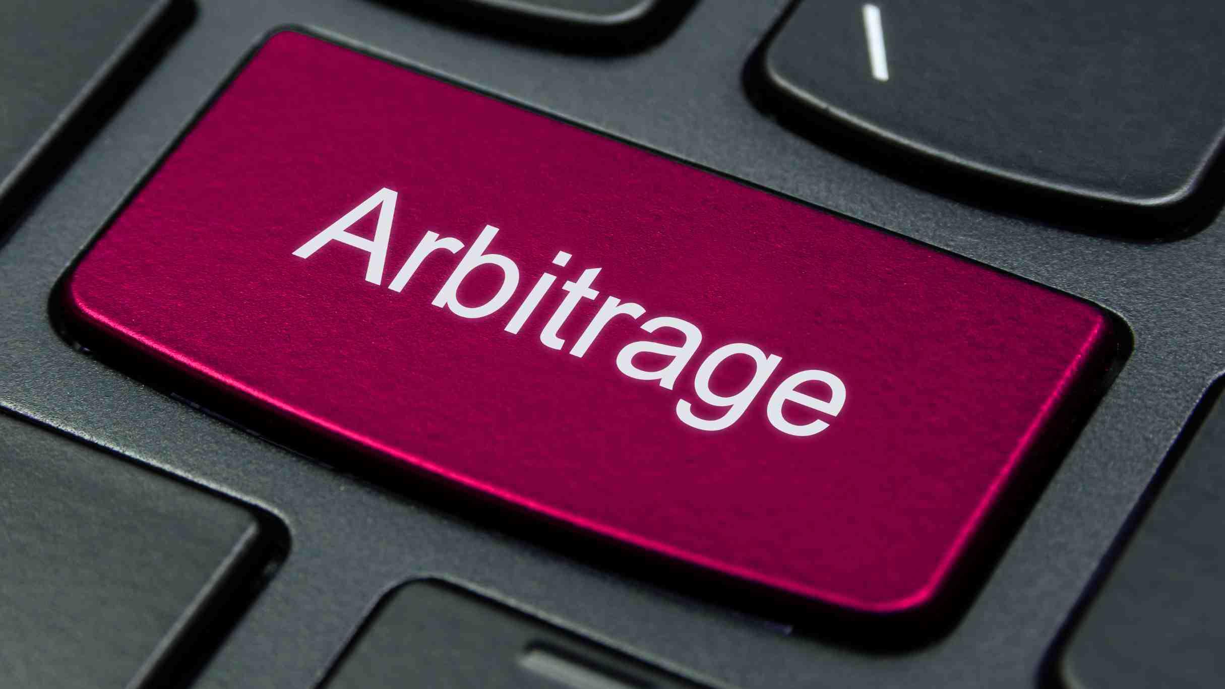 Trading d'arbitraggio