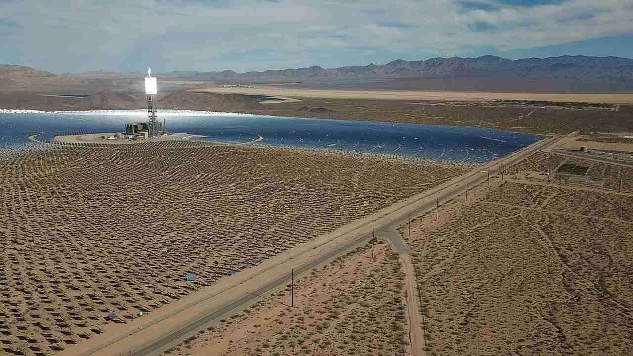 Energia Solare negli Stati Uniti