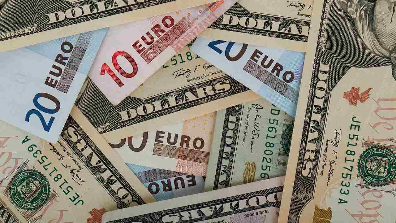 Moneta Euro Dollaro