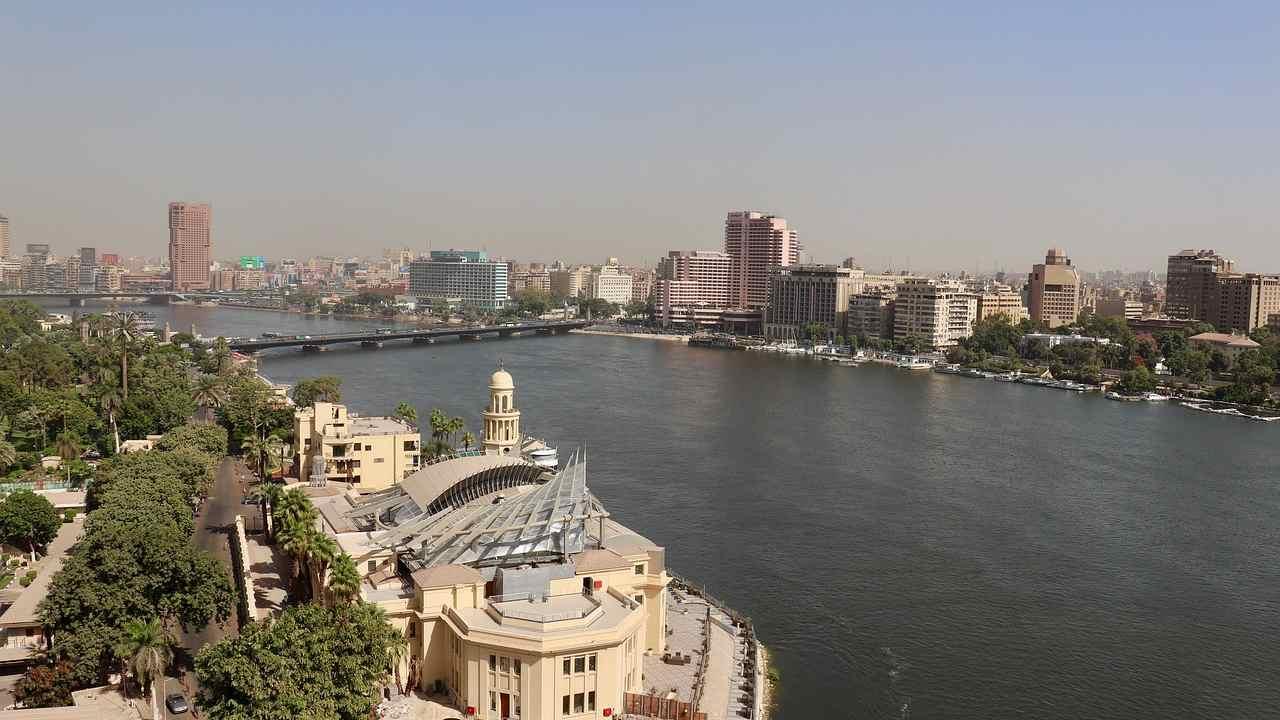 Città Il Cairo Egitto