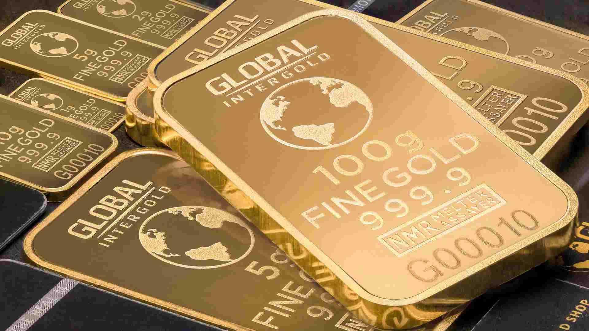 Borsa Metalli ORO