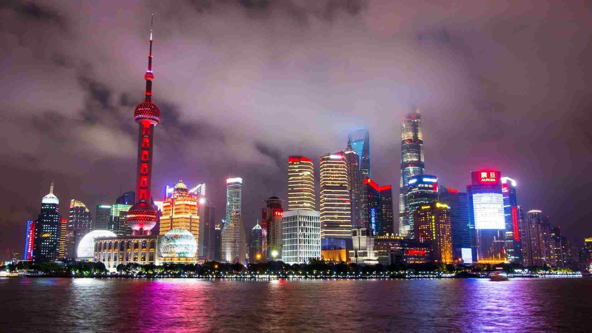 Economia cinese in crescita