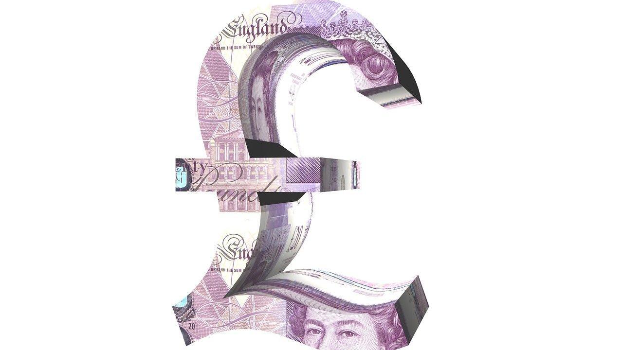 Sterilina, il simbolo della valuta inglese