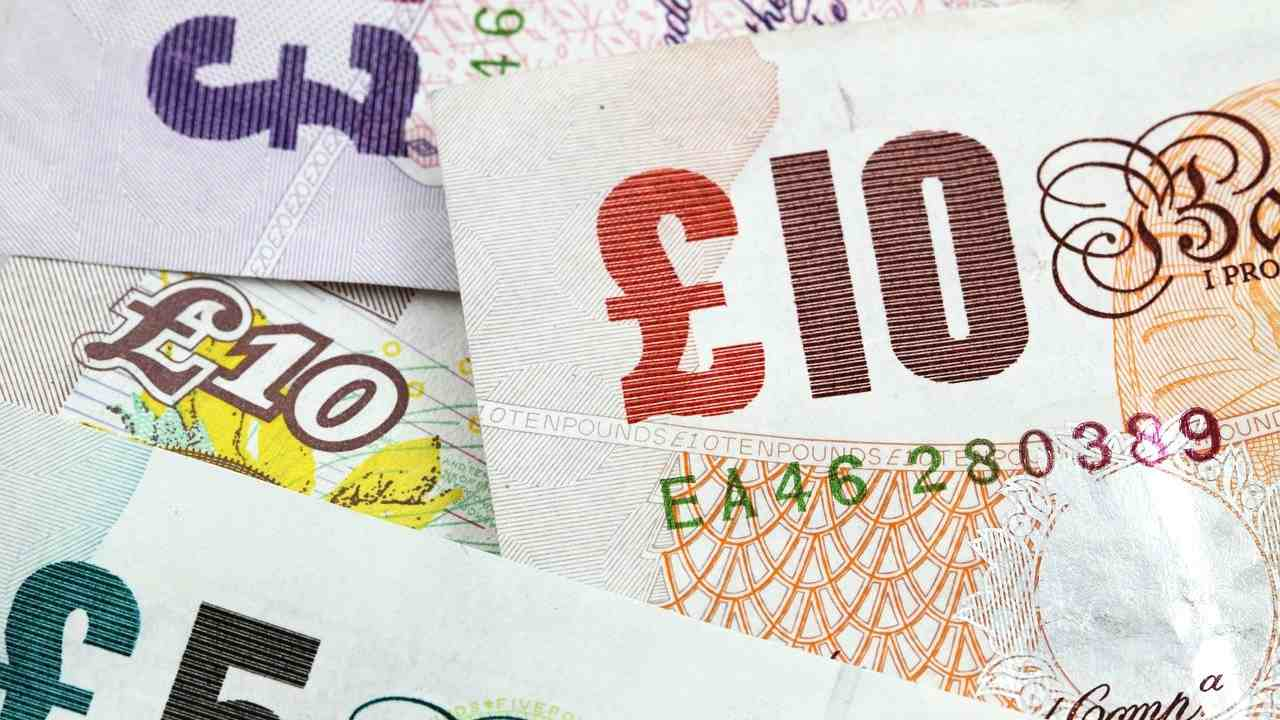 Pound e sterline inglesi