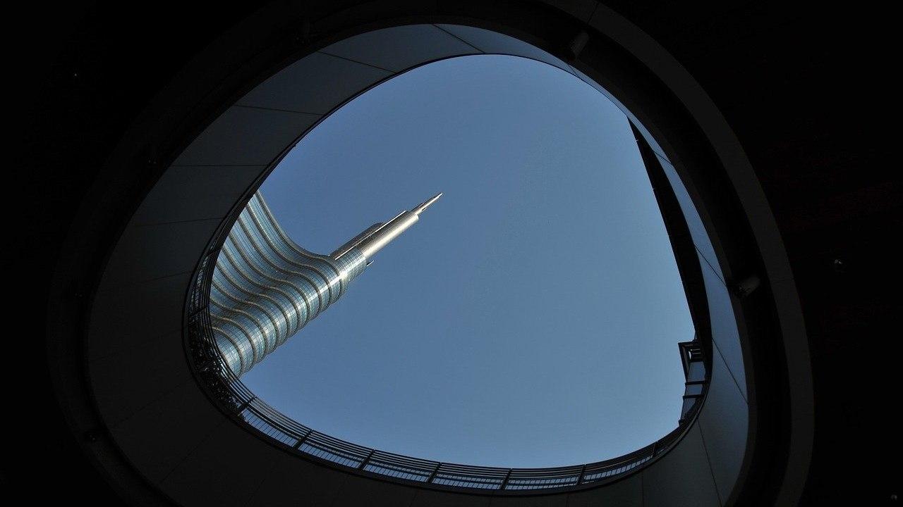 vista torre Unicredit