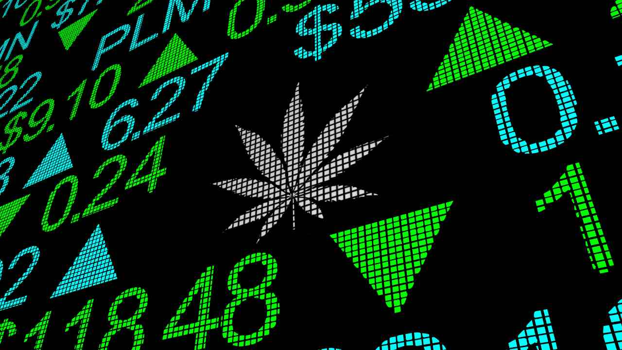 Cannabis e trading