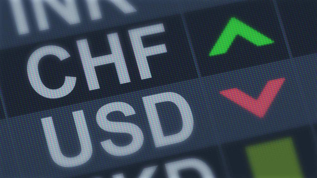 cambio franco svizzero dollaro