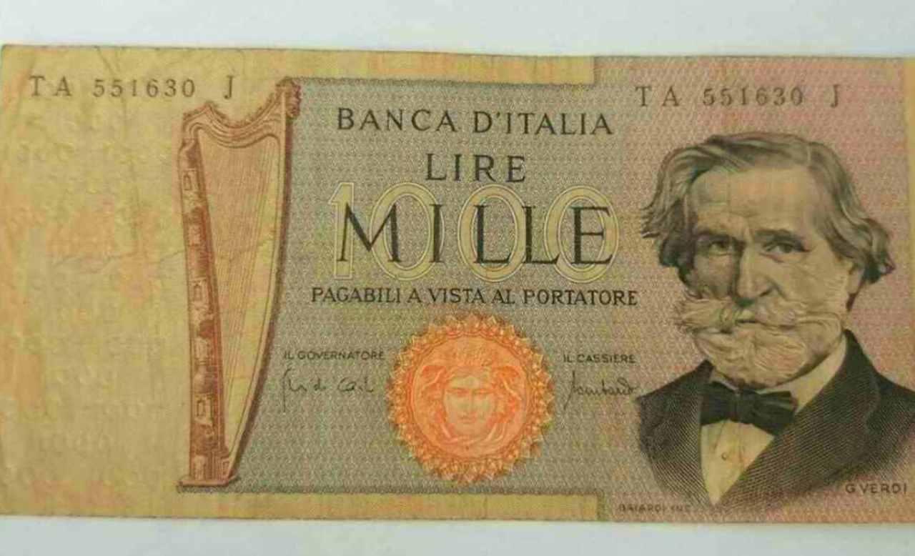 1000-lire giuseppe verdi