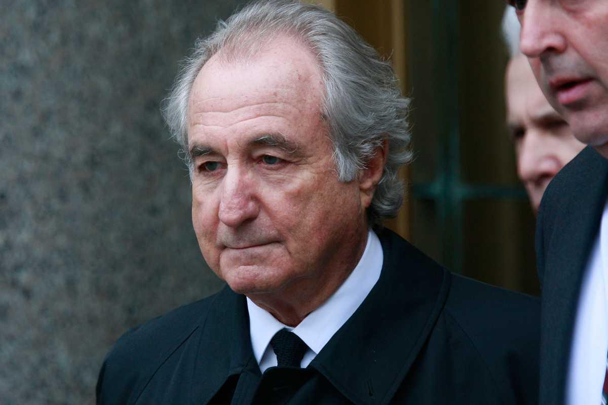 Bernie Madoff (Getty Images)