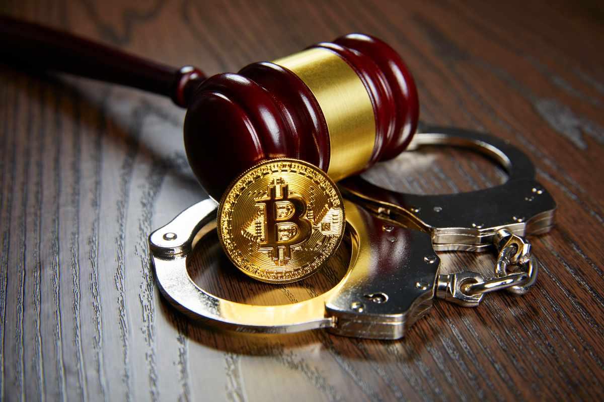 Bitcoin manette