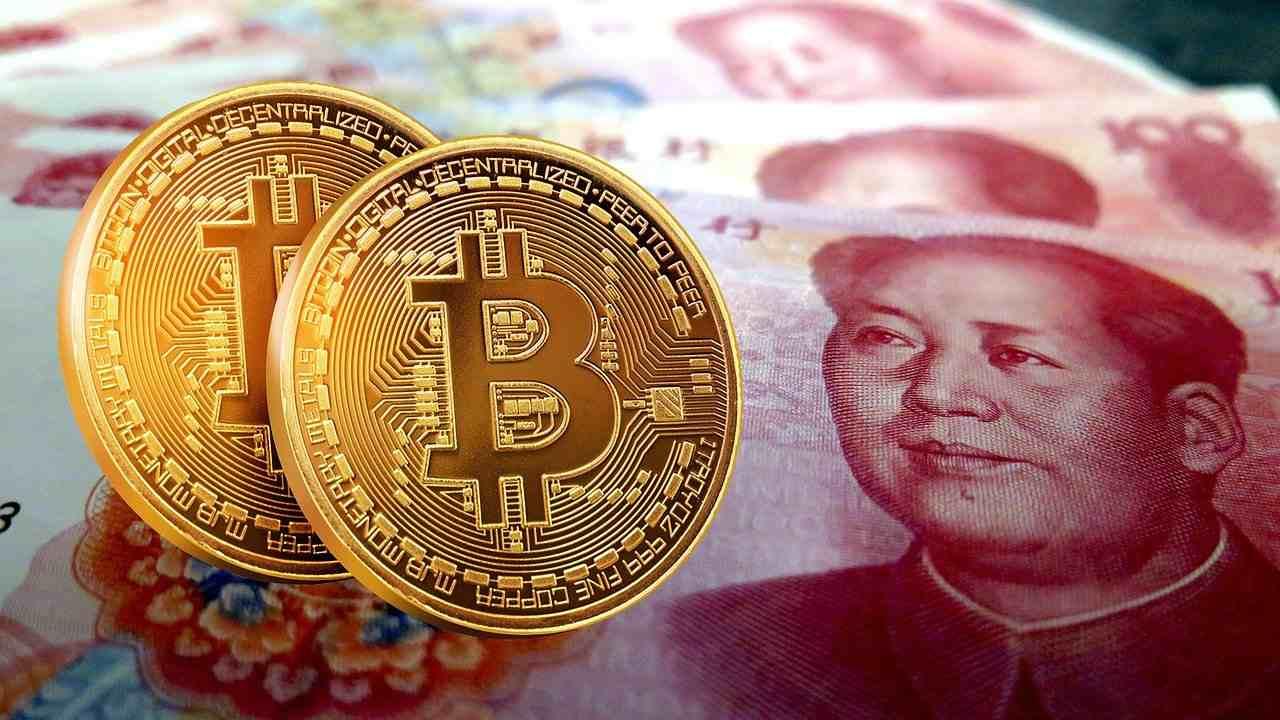 Moneta cinese e Bitcoin