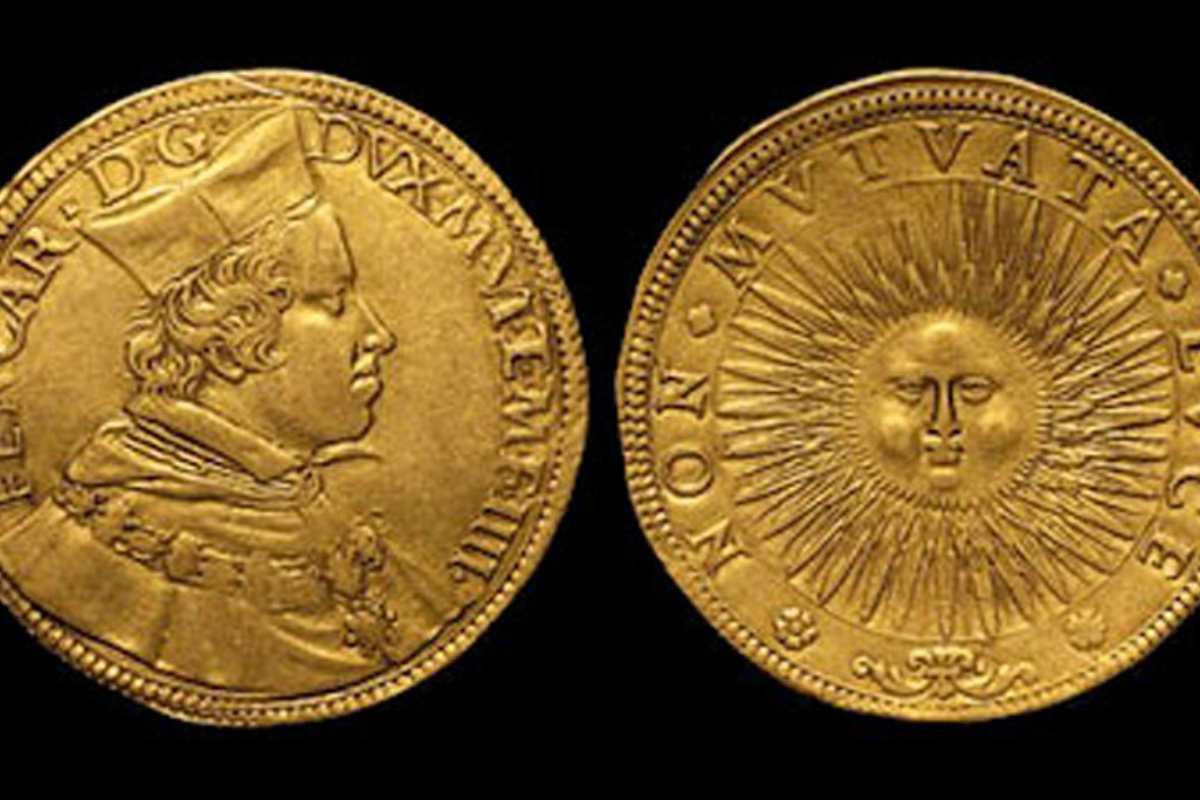 Doppie di Ferdinando Gonzaga di Mantova