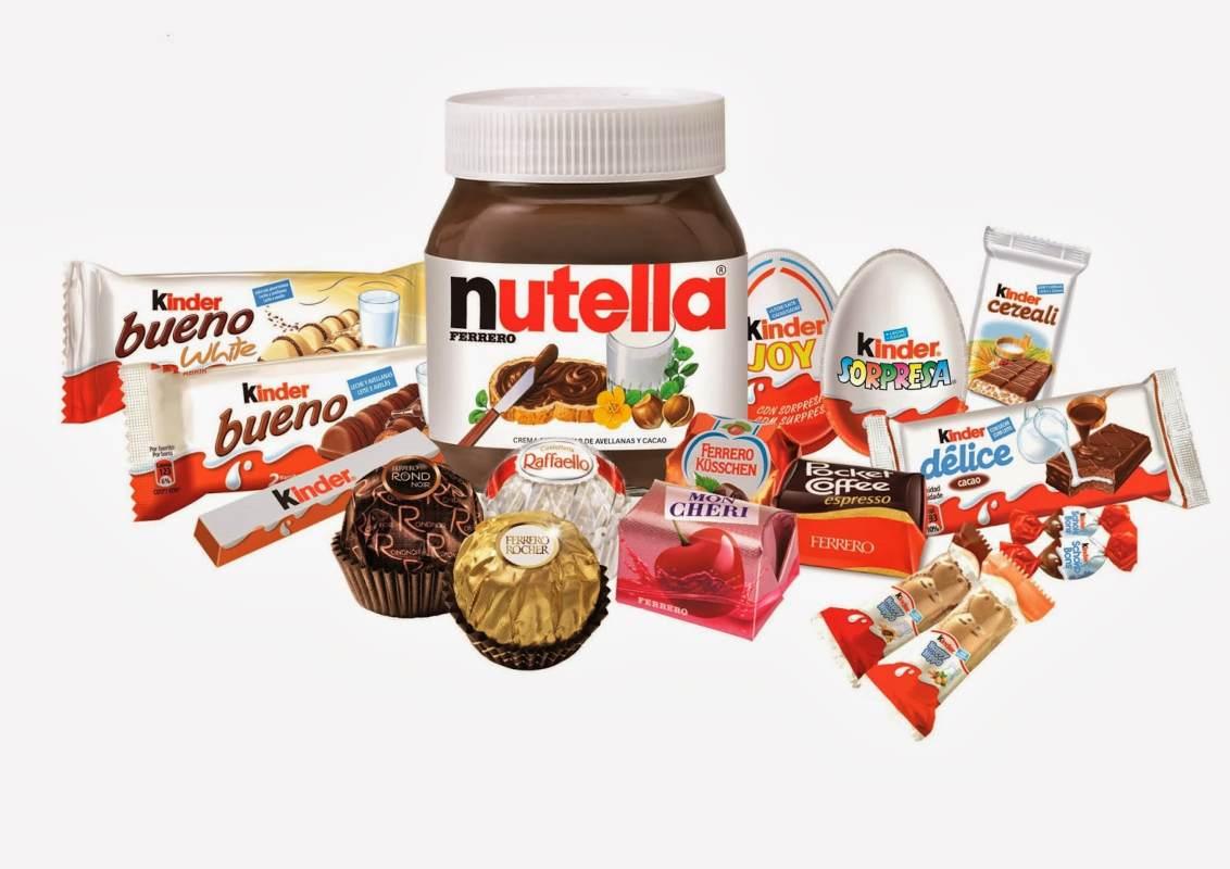 Ferrero - estate (Google immagini)