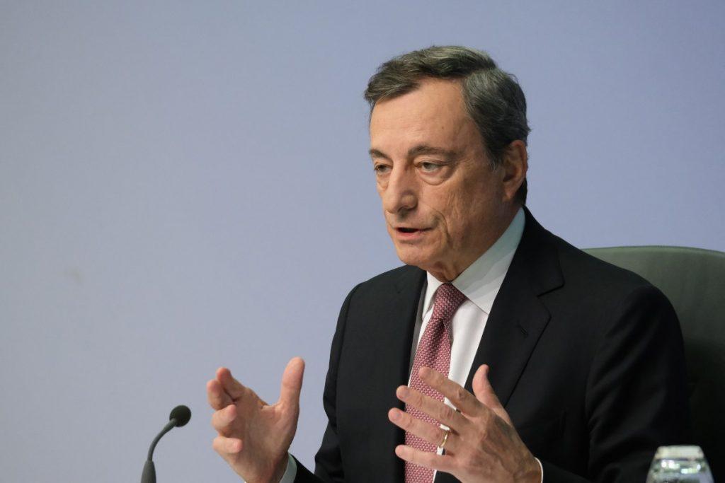 Mario Draghi presidente del consiglio (GettyImages)
