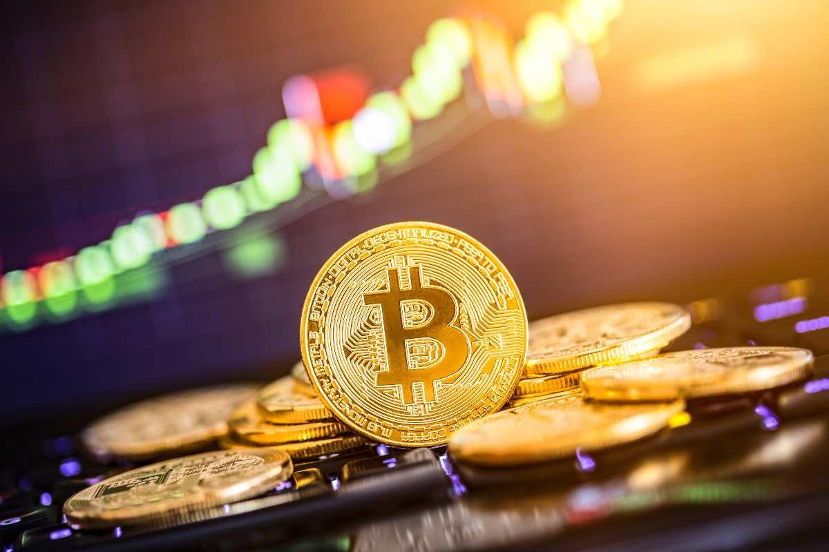 Moneta Bitcoin (AdobeStock)