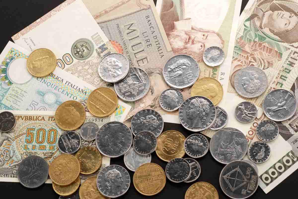 Monete preziose, 200 Lire (AdobeStock)