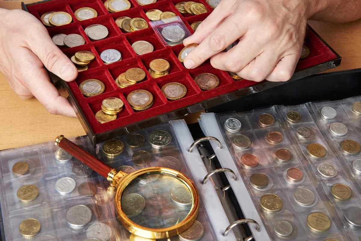 Collezionista di monete (AdobeStock)