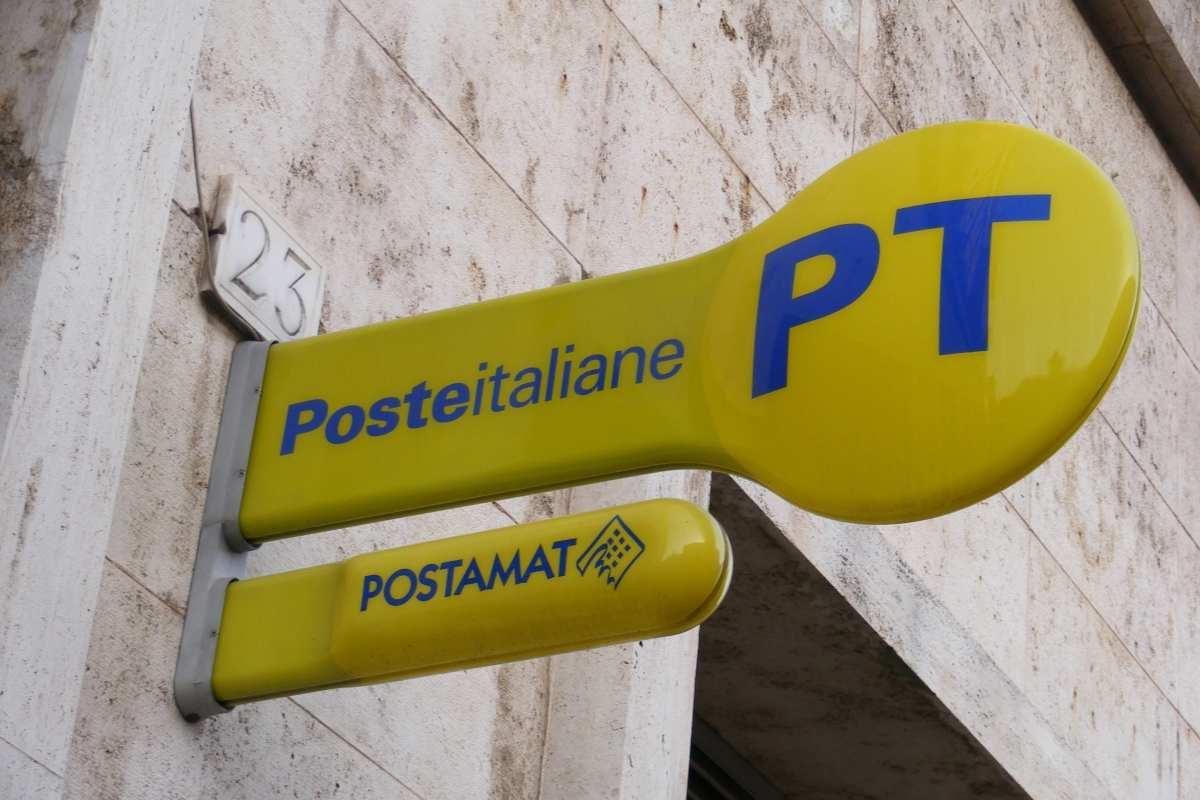 Poste Italiane - immagine di repertorio (Google Images)