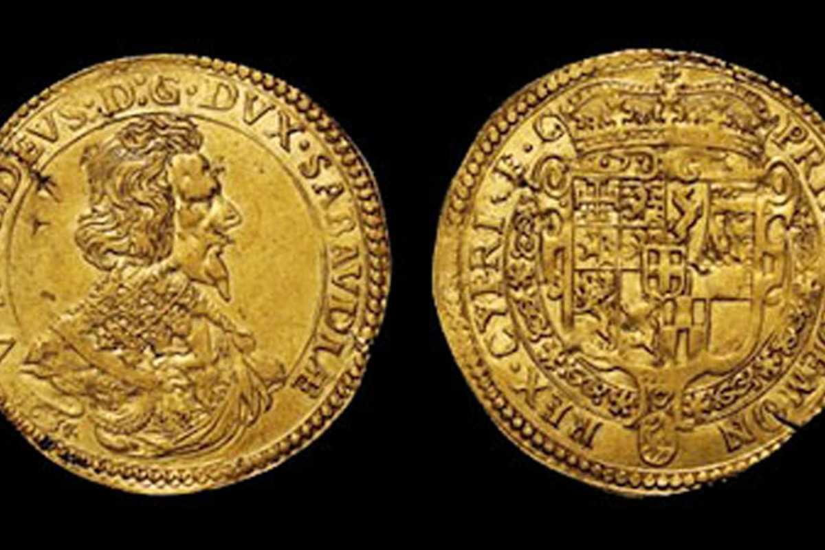 Quadrupla di Vittorio Amedeo I di Savoia