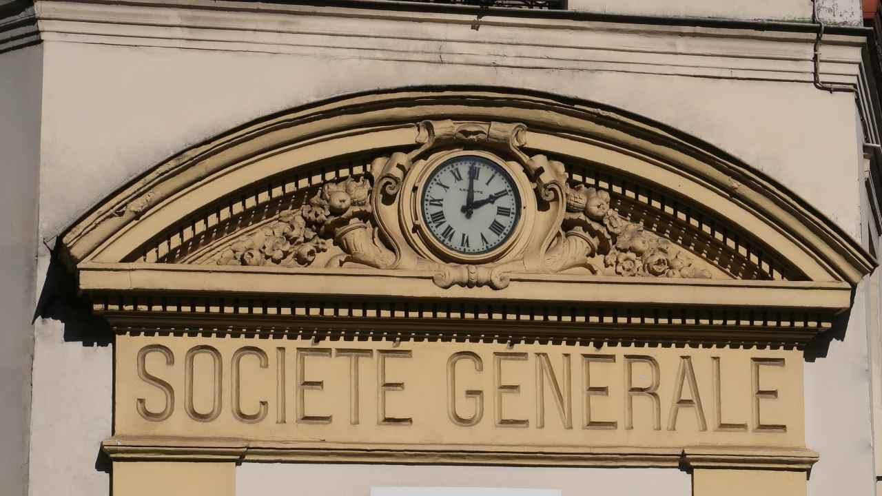 Banca francese Societe Generale