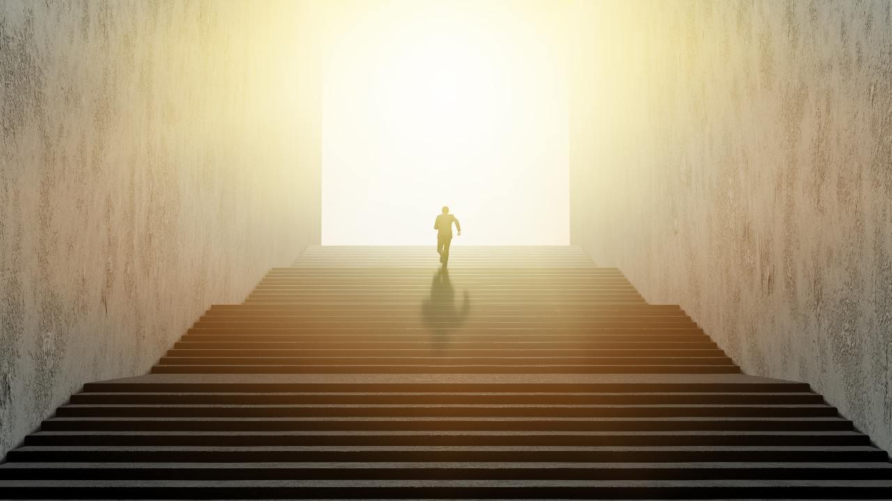 Gradini verso la luce