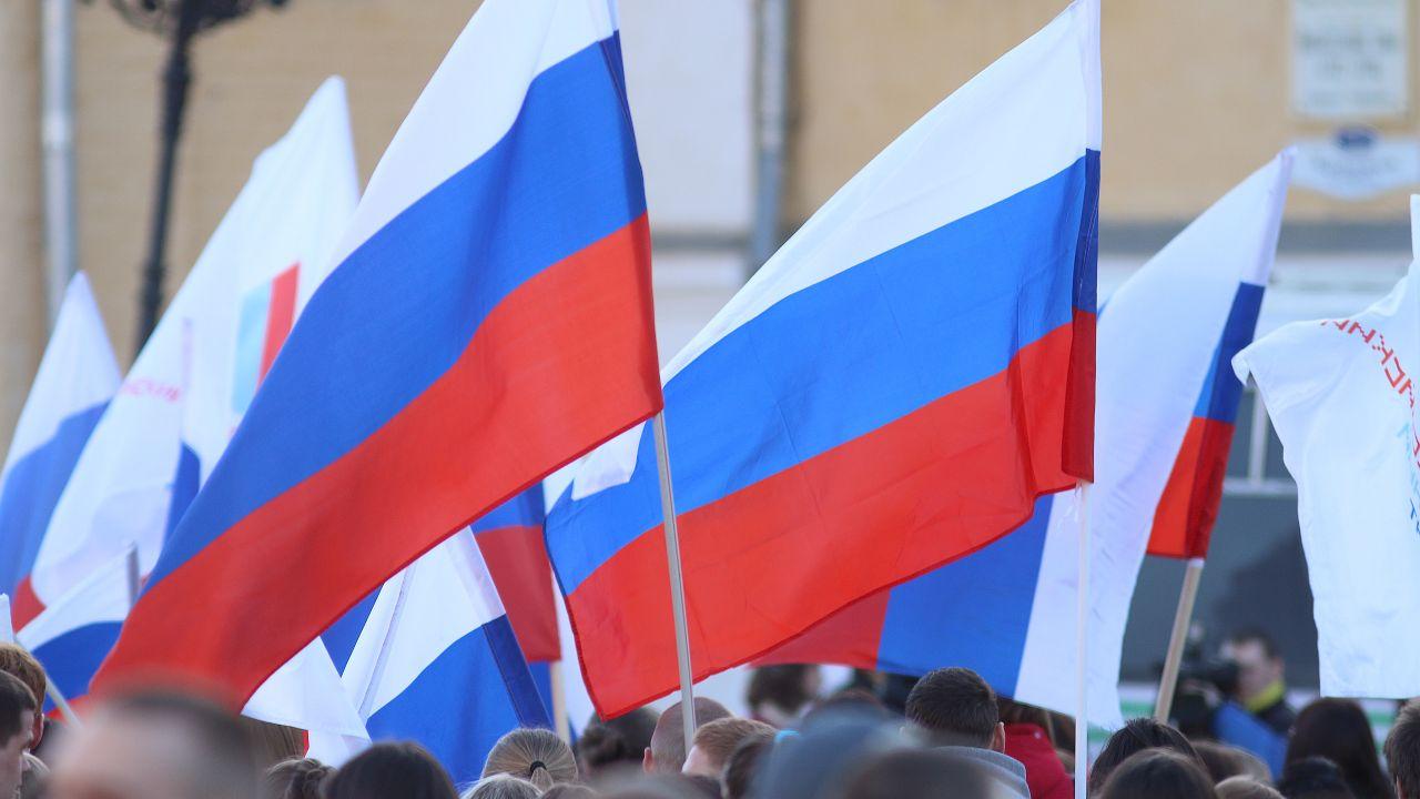 Bandiere Russia
