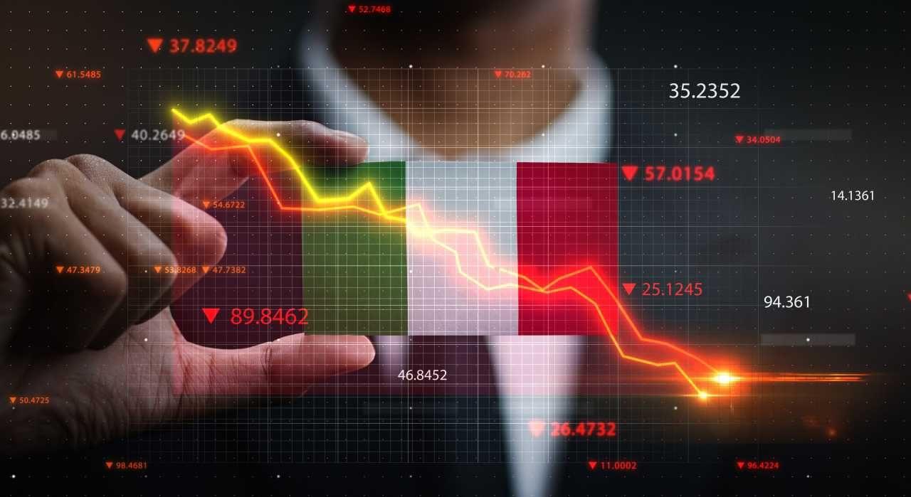crisi economica italia