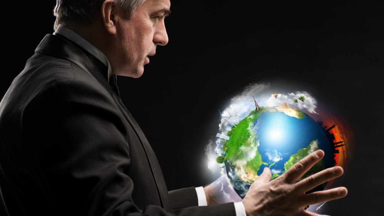 controllo energia globale