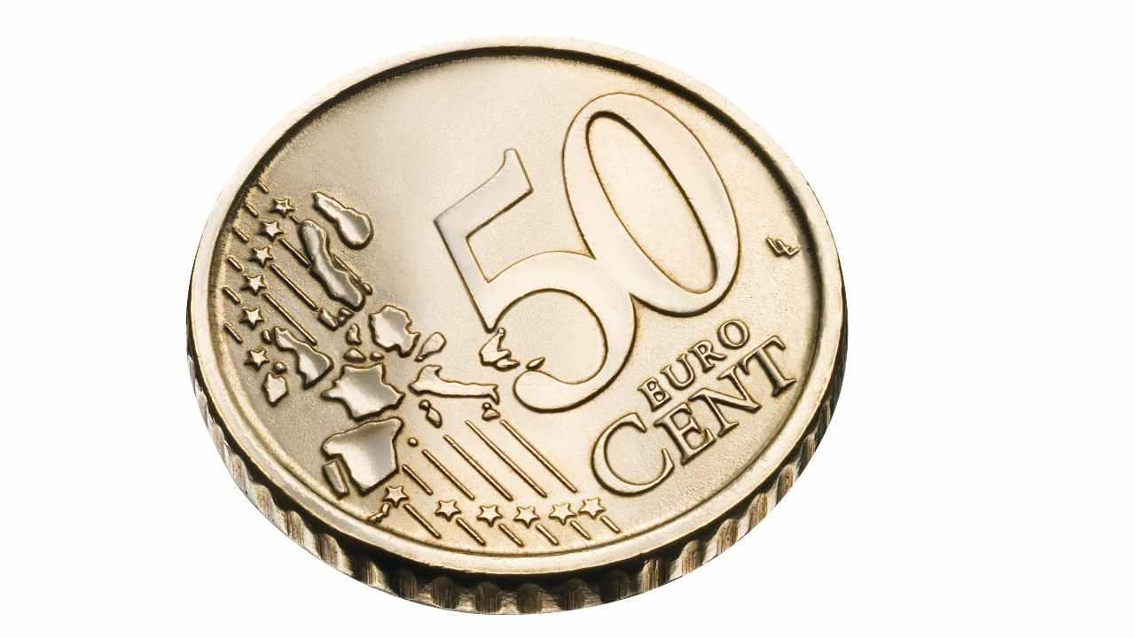 Moneta 50 cent