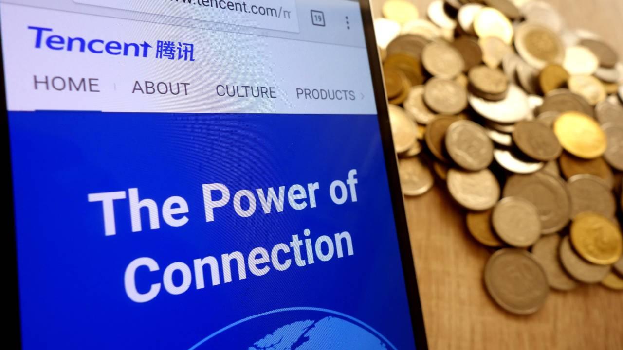 sito internet Tencent