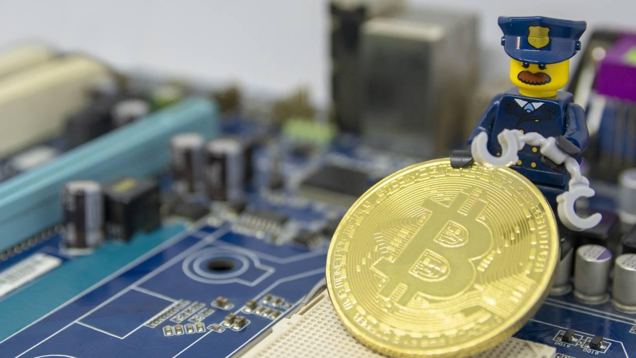 Token Bitcoin in arresto