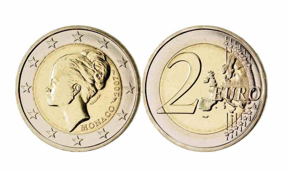 2 euro Grace Kelly