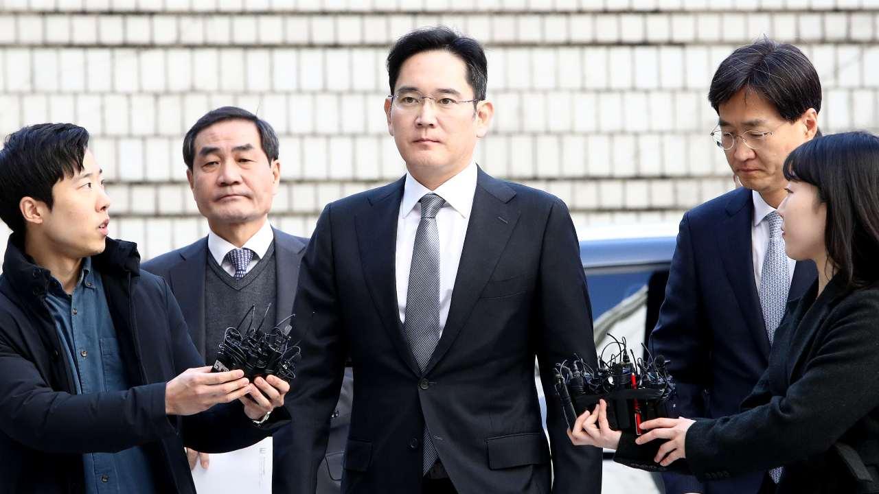 ex vicepresidente Samsung