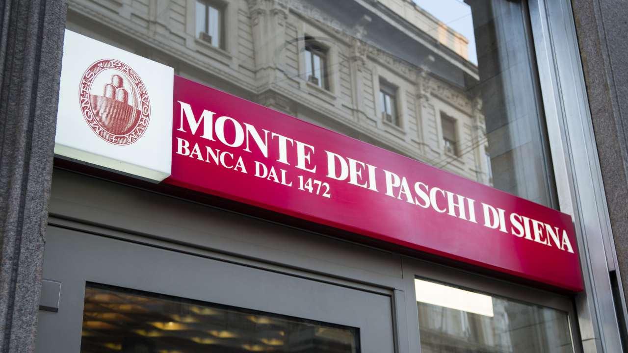 sede banca Monte dei Paschi