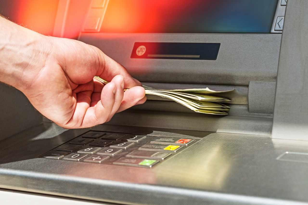 prelievo bancario