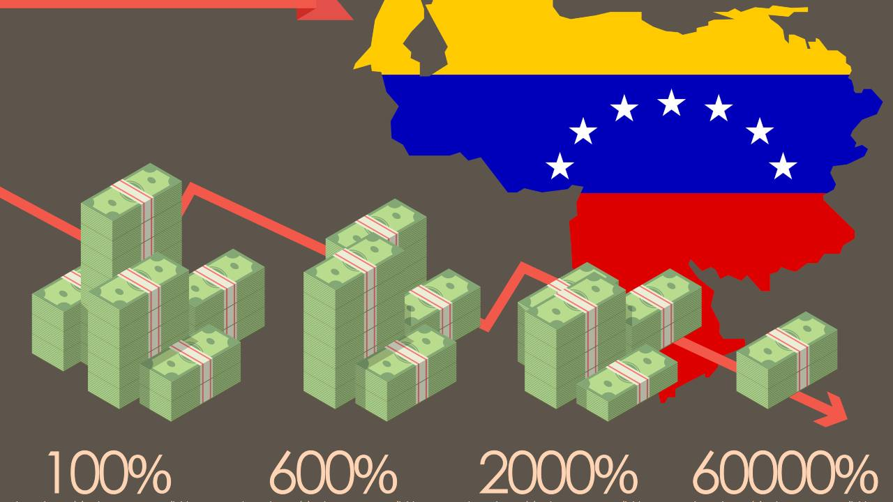 iperinfalzione venezuela