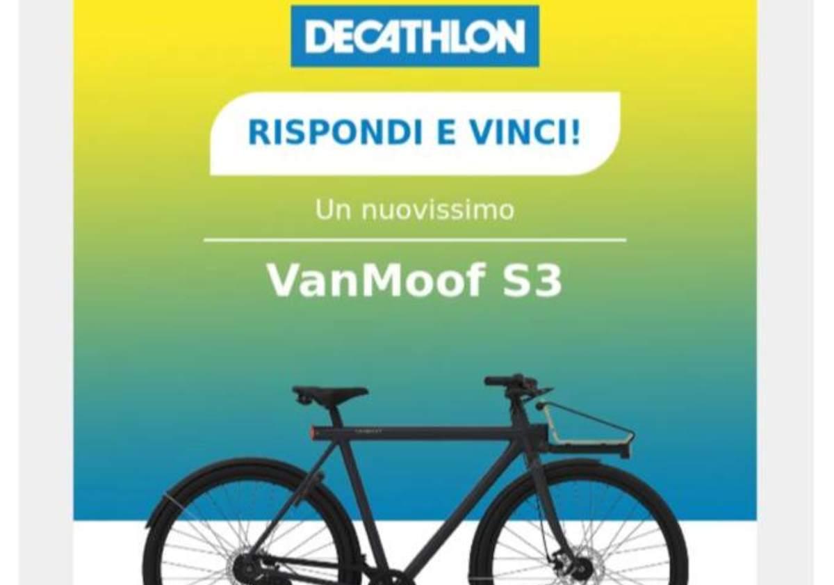 Decathlon Truffa
