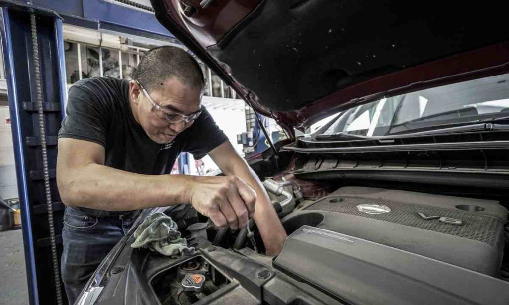 spese di riparazione auto