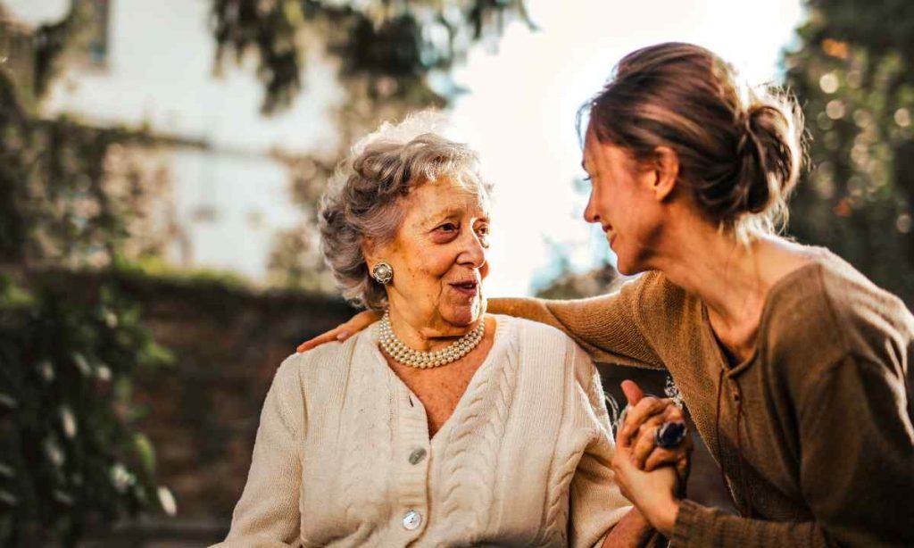 Pensione con legge 104 per assistere il familiare disabile