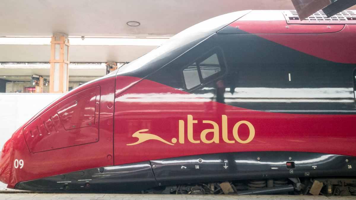 treno alta velocità Italo