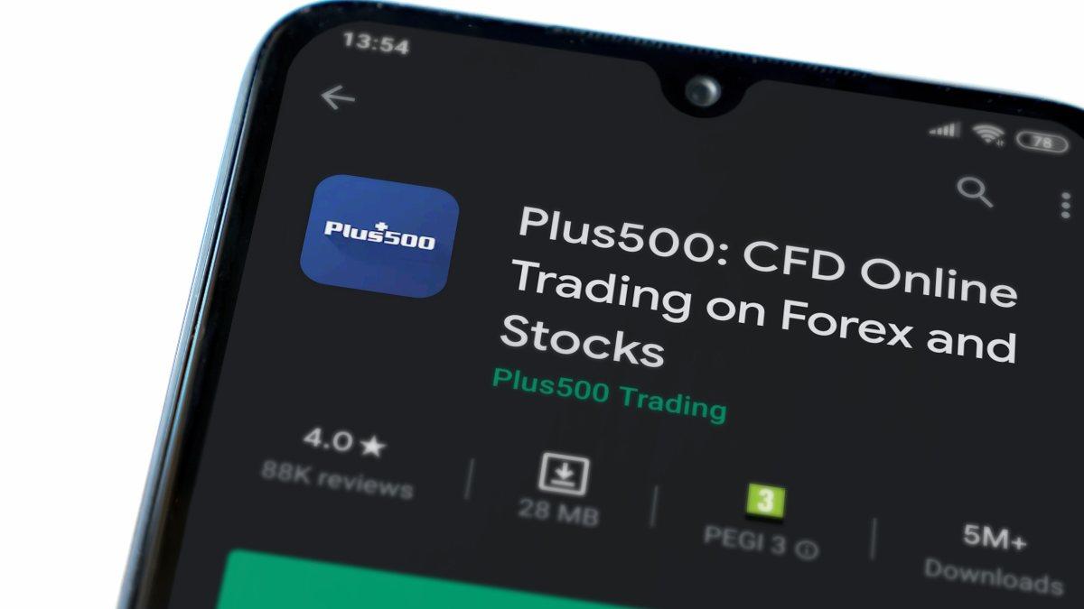 Trading cfd plus500